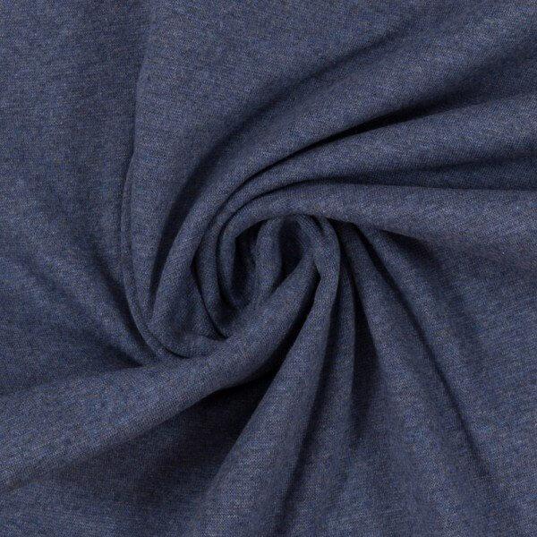 Jersey blau meliert