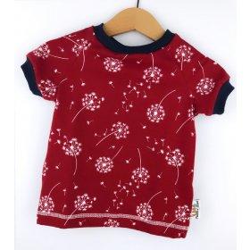 T-Shirt Pusteblume rot