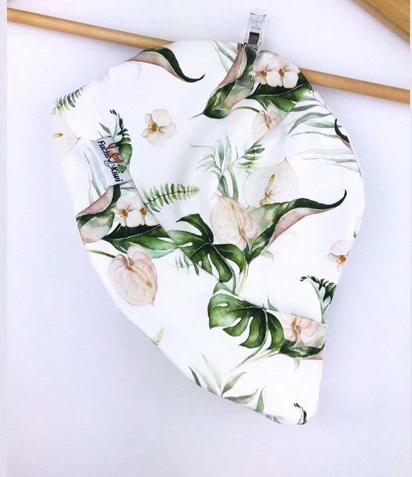 Sommermütze Flowers