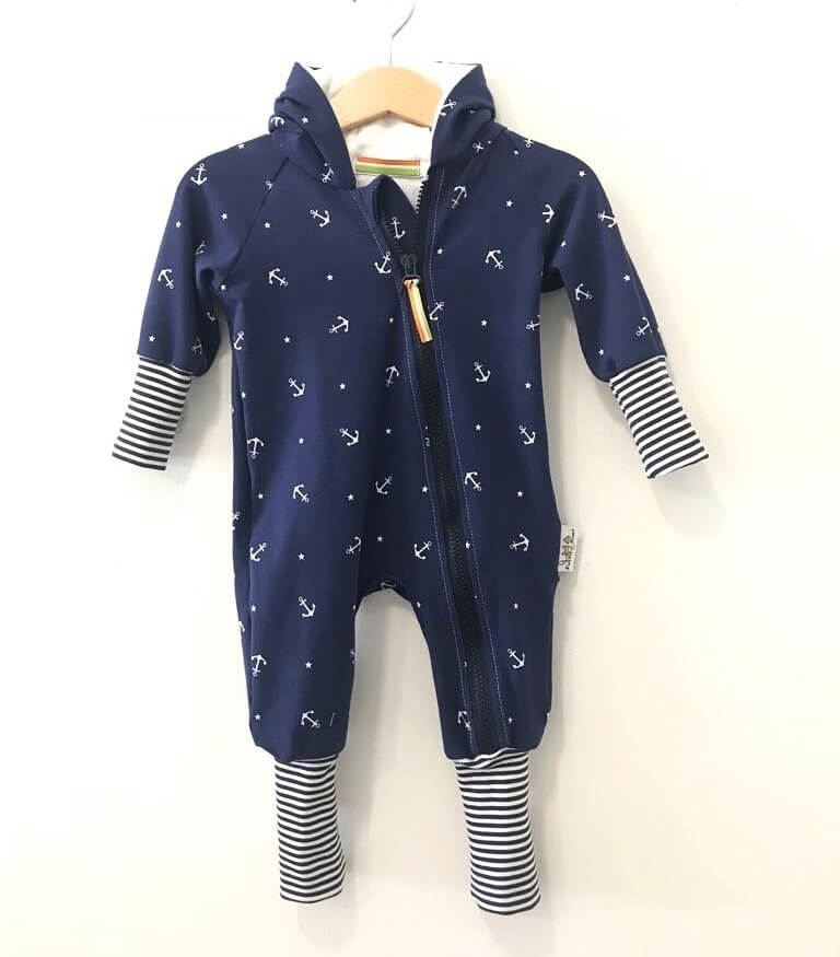Sweatoverall Anker & Sterne