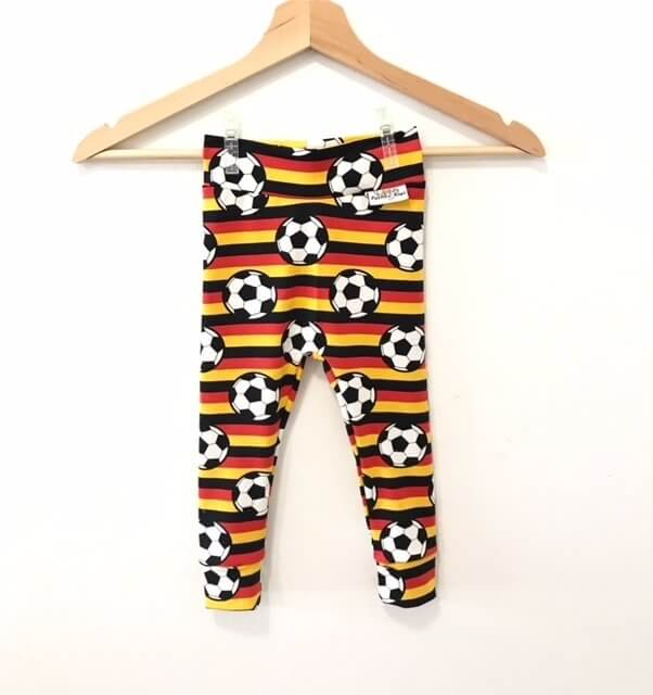 Leggings Fussball