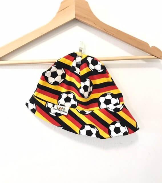 Sommermütze Fussball