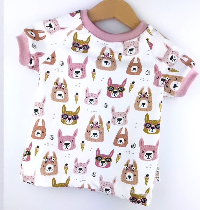T-Shirt Sommerlamas