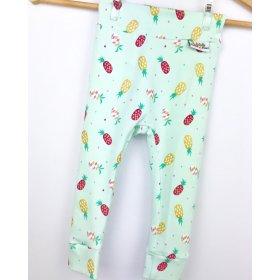 Leggings Ananas mint