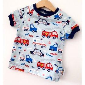 T-Shirt Rettungsfahrzeuge