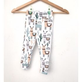 Leggings Lamatierchen
