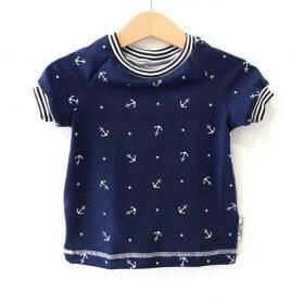 T-Shirt Anker & Sterne
