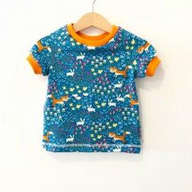 T-Shirt Fuchswiese