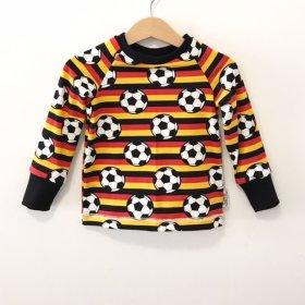 Langarmshirt Fussball