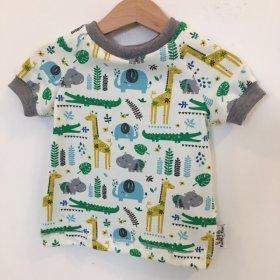 T-Shirt Dschungeltierchen
