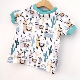 T-Shirt Lamatierchen