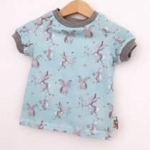 T-Shirt Hasi mint