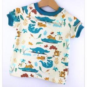 T-Shirt Dschungelwelt