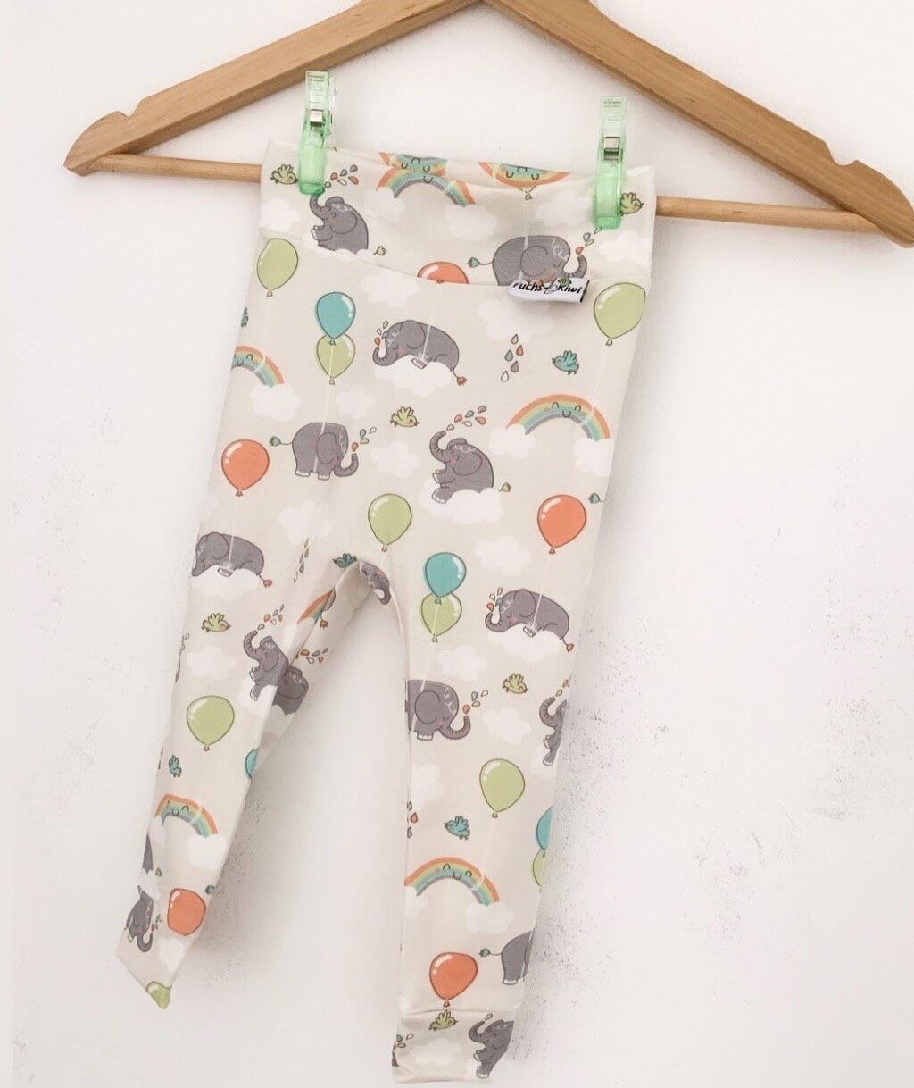 Leggings Elefanten & Ballon