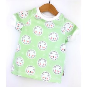 T-Shirt Löwe mint