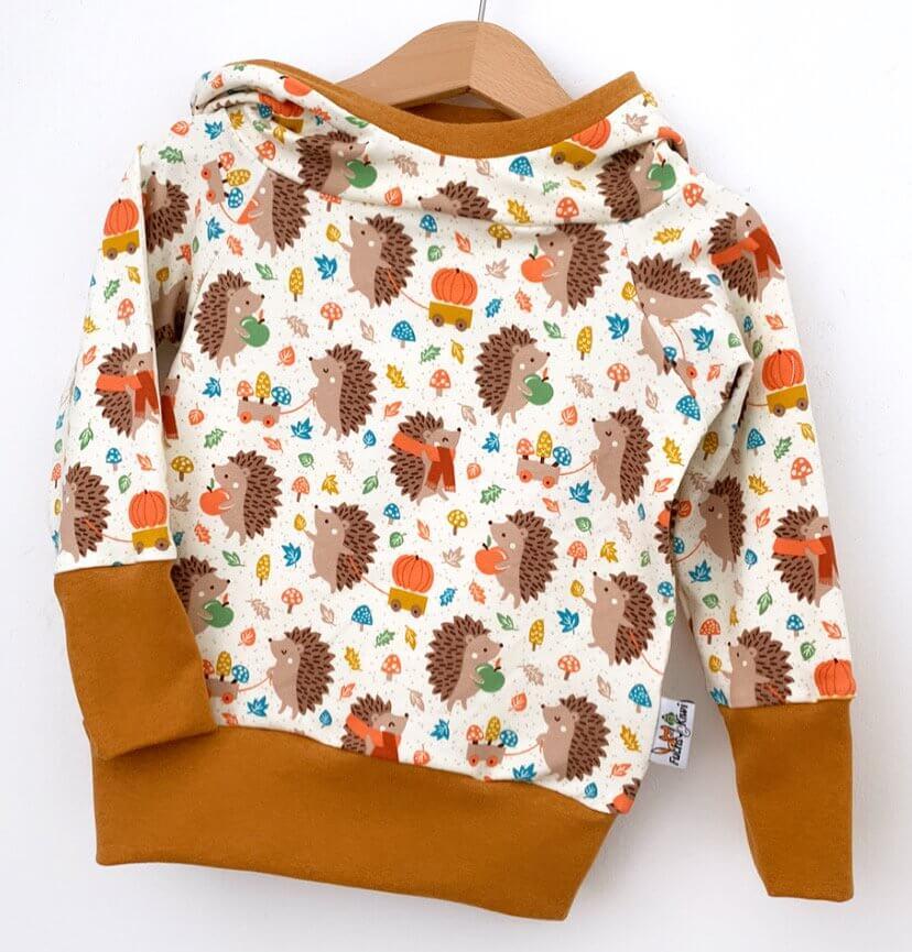 Hoodie Herbstigel