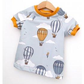 T-Shirt Heissluftballons