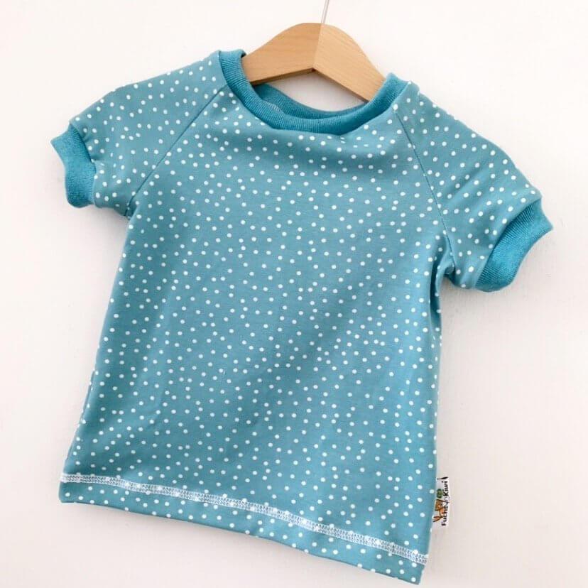 T-Shirt Punkte altmint