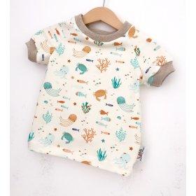 T-Shirt Unterwasserwelt