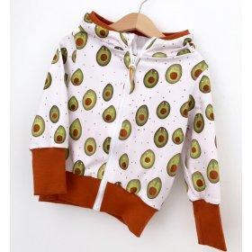 Sweatjacke Avocados