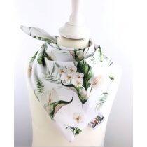 Halstuch zum Binden Flowers