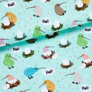 Eigenproduktion Kiwi Vögelchen