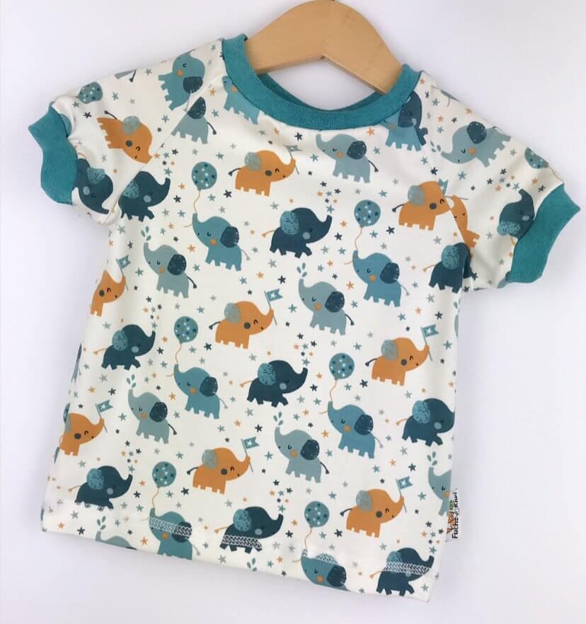 T-Shirt Babyelefant