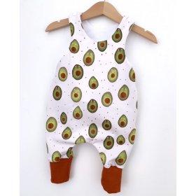 Strampler Avocados