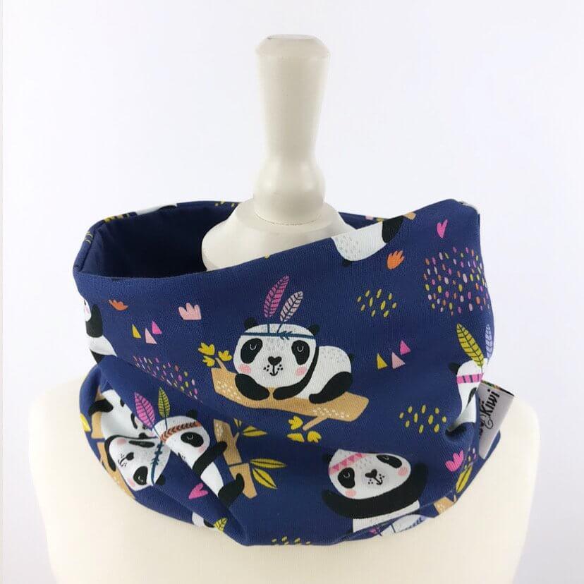 Loop Panda dunkelblau