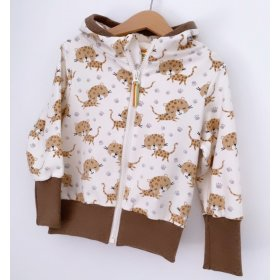 Sweatjacke Leobabys