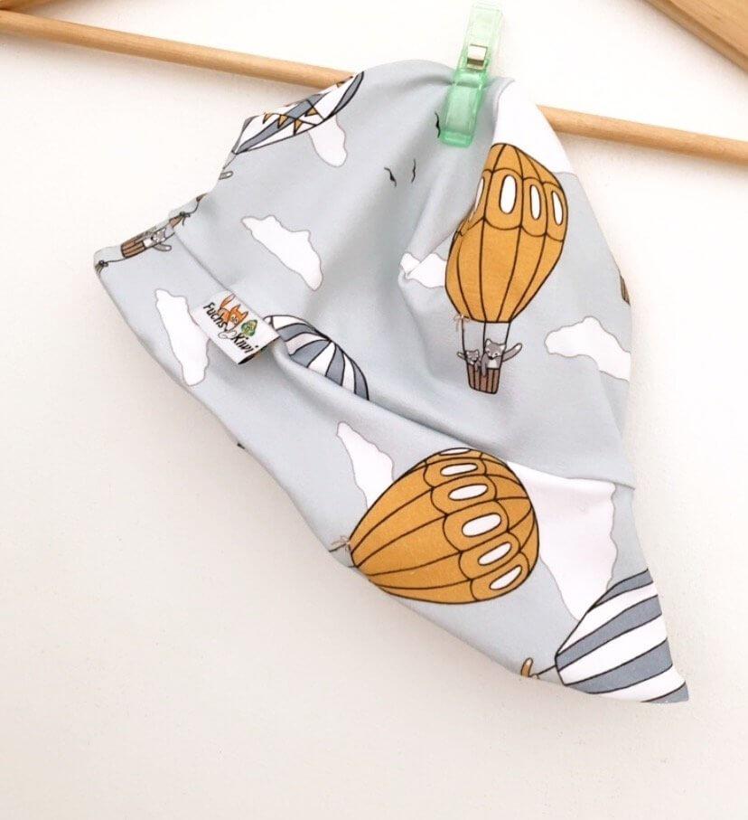 Sommermütze Heissluftballons