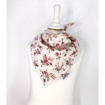 Halstuch zum Binden Rosenzweige