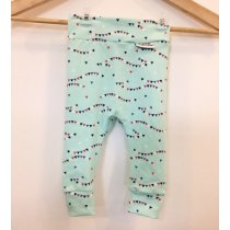 Leggings Wimpel mint