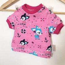 T-Shirt Reh pink
