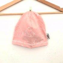 Beanie Elefanten rosa