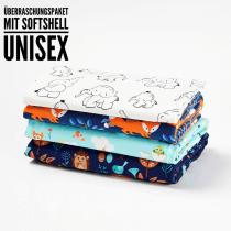 1,5KG ÜBERRASCHUNGSPAKET STOFF UNISEX mit Softshell