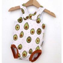 Sommerstrampler Avocados