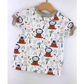 T-Shirt Äffchen