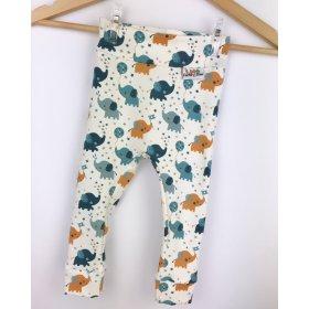 Leggings Babyelefant