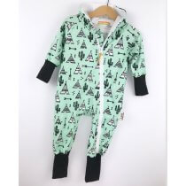Sweatoverall Tipis mint