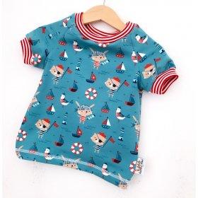 T-Shirt Piratenbär