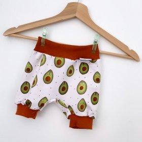 Kurze Hose Avocados
