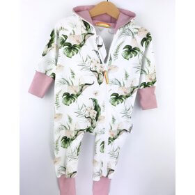 Sweatoverall Flowers