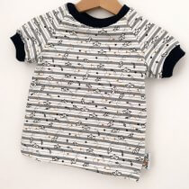 T-Shirt Papierschiffchen