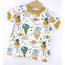 T-Shirt Weltalleis