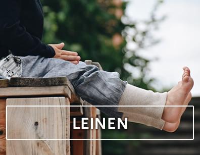 Leinen-Collection Kinderkleidung aus Leinen