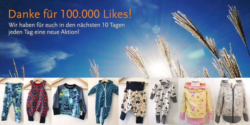 100000 Likes!