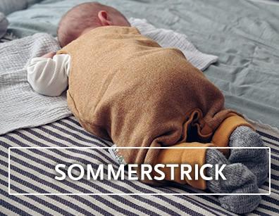 Sommerstrick-Kinderkleidung