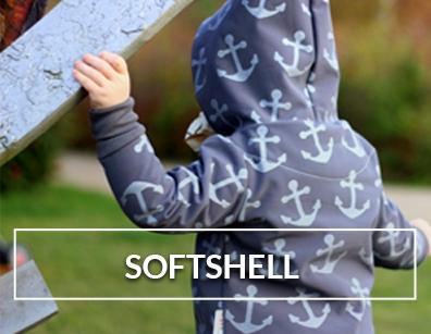 Softshell-Kinderkleidung