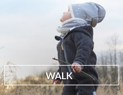 Walk-Collection Kinderkleidung aus Walk